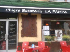 La Pampa Chigre y Bocatería