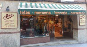 Mercería Ana – Satén Telas